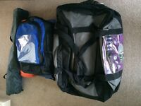 Urban Escape 2 man tent - Camping Stove & Pans - Plus loads of extras