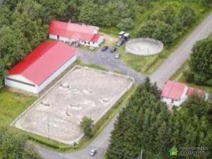 589 000$ - Fermette à vendre à St-Apollinaire