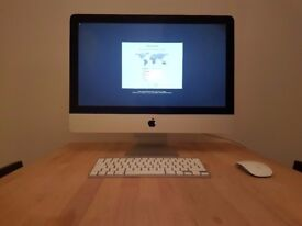 iMac | 21.5-inch | Mid 2011 | 2.5GHz i5 6MB | 500GB HDD | 4GB RAM 1333MHz DDR3