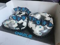 Bespoke and celebrate cakes and treats
