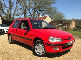 Peugeot 106 54k Miles *Watch Video* 1.5 Diesel MOT to July 2019 CD Player Power Steering Warranty
