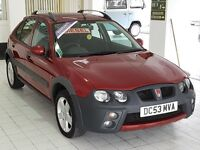 ROVER STREETWISE 2.0TD SE