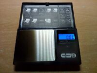 0.01G-100G Digital Weighing Scales Pocket Grams Small Kitchen Gold Herbs Jewellery