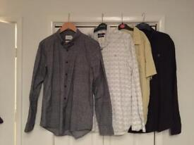 Paul Smith & Farah shirts medium