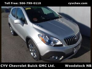 2013 Buick Encore CXL AWD - $10/Day - Heated Steering Wheel & Le