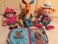 Lamaze baby toy bundle