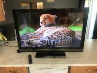 40 Inch Sony hd tv