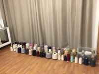 hand knitting and machine knittting yarns (cones) for sale.