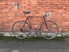 Peugeot Premier single speed racing road bike. Perfect Pub bike