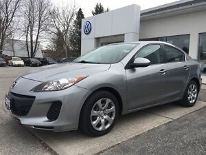 2012 Mazda MAZDA3 GX- Low Monthly Payments