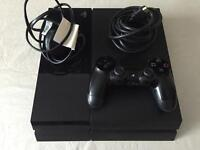 SONY PLAYSTATION 4 CONSOLE FOR SALE - USED PS4