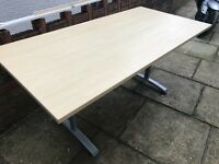 Office Desk - swivel top