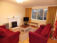 3 bedroom fully furnished 1st floor flat to rent on South Oswald Road, Grange , Edinburgh