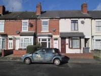 **TWO BED HOUSE *NO DSS**IDEAL FOR A SAMLL FAMILY**PRIMARY SCHOOL OPPOSITE *FRASER STREET