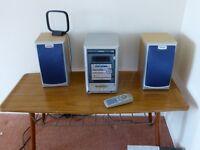 Aiwa XR-M120 compact audio system