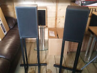 Linn Kans. High-end speakers. Vintage, collectable. Original, matched pair.