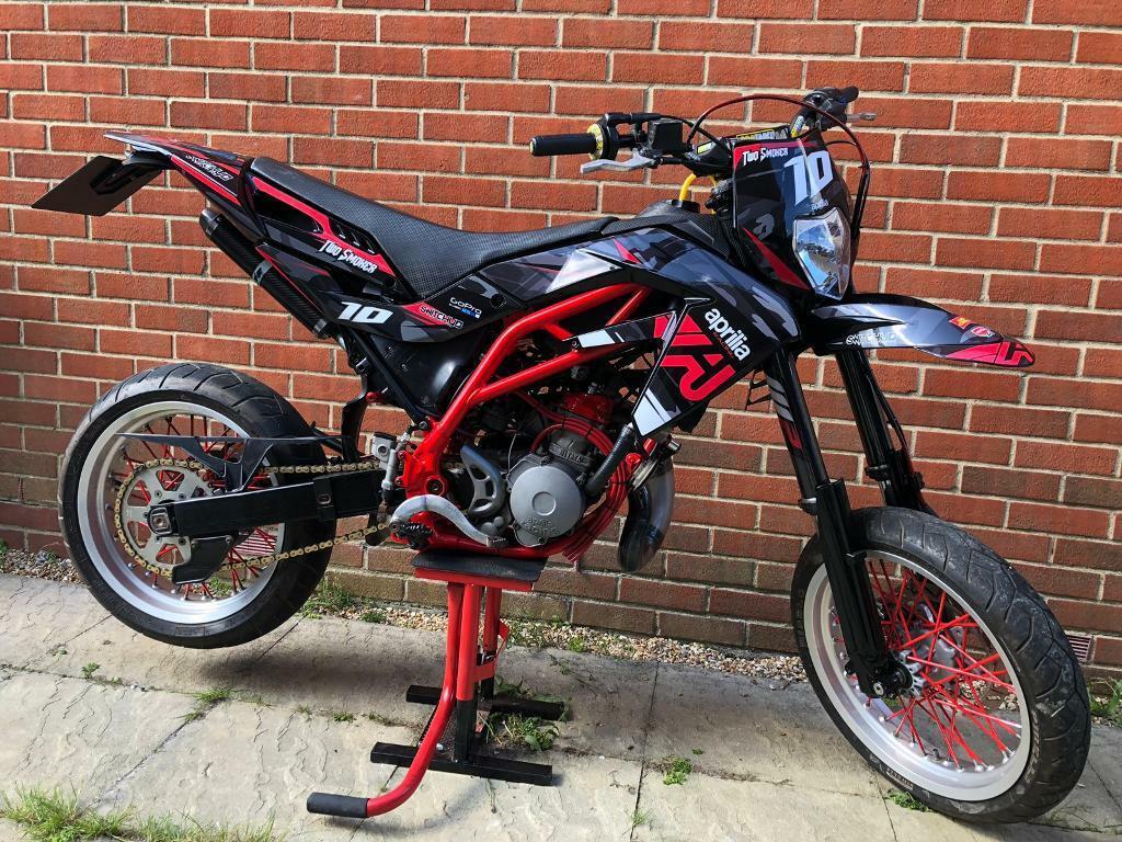 2010 Aprilia SX 125 FP