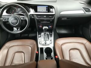 2013 Audi A4 2.0T PREMIUM PLUS*AWD*NAVI*PUSH START*KEYLESS GO*B