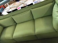 Large 3 seater vitra alcove plume sofa cheap office furniture Harlow London Essex