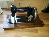 Vintage Harris K Sewing Machine