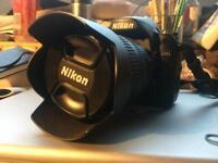 Nikon D80 with 18-55mm Lens