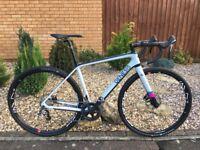 Genesis Vapour Carbon CX30 Cyclocross Bike - Small | Gravel CX Adventure