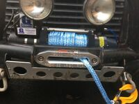 Goodwinch TDS-9.5c, 9,500 lbs Winch - Vehicle Recovery