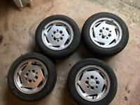 Ford Fiesta wheels XR2 ? Good for a restoration project