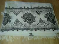Beautiful shawl / head scarf