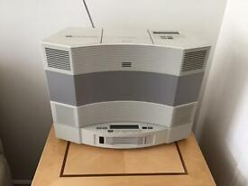 Bose Acoustic Wave Music System with Multi-Disc Changer.