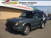 2004 Land Rover Discovery COME IN TODAY FOR A TEST DRIVE!!!