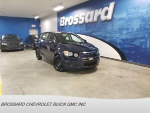 2015 CHEVROLET SONIC SEULEMENT 12260KM