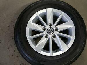 "15"" OEM Volkswagen wheels Dealer take offs"