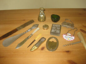 Vintage bits and pieces
