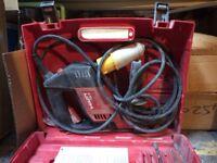 Hilti te5 spares or repairs