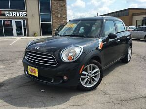 2011 MINI Cooper Countryman RED ROOSTER SUNROOF