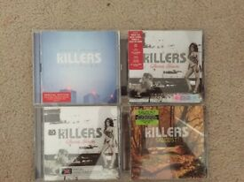 The Killers CD Music Albums