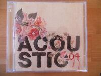 Acoustic CD, double disc, 2004