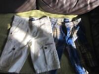 Genuine Timberland boys Shorts Aged 8
