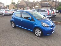 2010 TOYOTA AYGO 1.0L VVT-I //1 YR MOT//FINANCE//WARRENTY