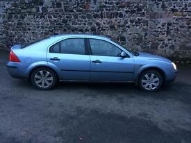 2004 Ford Mondeo