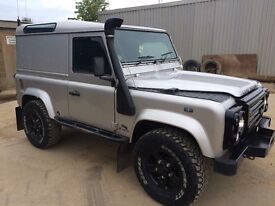 Defender 90 XTECH stunning example