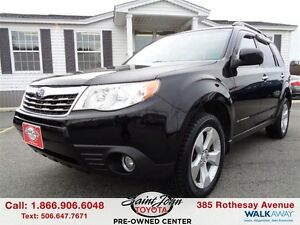 2010 Subaru Forester 2.5 X Touring Package $179.20 BI WEEKLY!!!