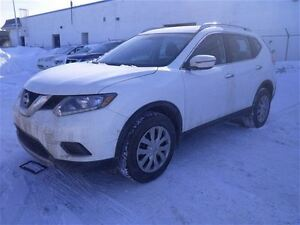 2016 Nissan Rogue S | AWD | Backup CAM | Bluetooth | NO Accident