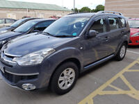 citroen c-crosser 2.2hdi swap for wrx vxr or sothing like that or try me! or sell