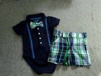 Baby boy clothe 3 to 6 month Andy and Evan