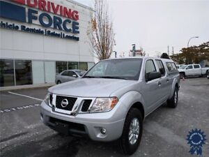 2015 Nissan Frontier SV 6 Ft Long Box, 4x4, Gas, 30,675 KM, 4.0L