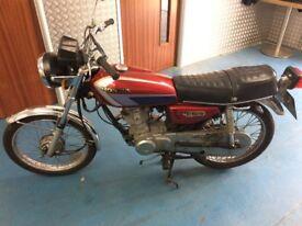 Honda cg 125 Rare