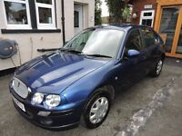 ROVER 25 AUTOMATIC,12 MONTHS MOT.
