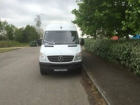 MERCEDES-BENZ SPRINTER 2.1 CDI 313 4dr MWB (white) 2012